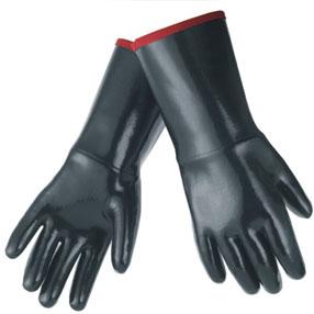 氯丁橡胶重型防化手套
